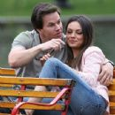 Mark Wahlberg and Mila Kunis
