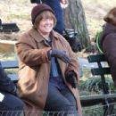 Melissa McCarthy was seen filming her latest movie project 'Can You Ever Forgive Me?' in Manhattan's Central Park in New York City, New York on February 21, 2017 - 431 x 600