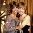 Jane Fonda and Shirley MacLaine At The 51st Annual Academy Awards (1979) - 349 x 466