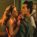 Amy Locane and Johnny Depp in Cry-Baby (1990) - 454 x 347
