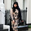 Daisy Lowe – Out in Primrose Hill - 454 x 617