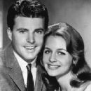 Kristin Harmon and Ricky Nelson