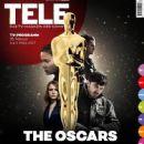 Emma Stone - Tele Magazine Cover [Switzerland] (25 February 2017)