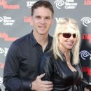 Stacey Toten and Luc Robitaille - 454 x 621
