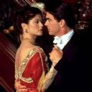 Catherine Zeta-Jones and Peter Gallagher