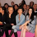 Kristen Stewart at the Mulberry Spring/Summer 2012 – London Fashion Week
