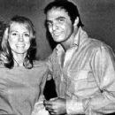 Burt Reynolds and Inger Stevens