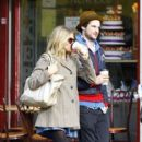 Sienna Miller & Tom Sturridge Out & About