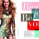 Beyoncé Knowles - Glamour Magazine Pictorial [France] (February 2012)
