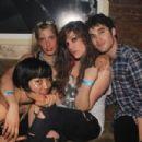 Mia Swier and Darren Criss - 454 x 302