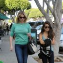 Kate Upton Street Style Out In La