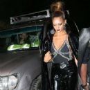 Alesha Dixon – The Jonathan Ross Extravagant Halloween Fancy-Dress Party in London - 454 x 807