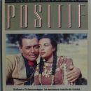 Clark Gable - Positif Magazine Cover [France] (February 1994)