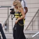 Rita Ora – Leaving her Manchester Hotel