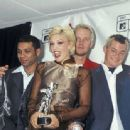 No Doubt during The MTV Video Music Awards 1997