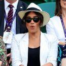 Meghan Markle – 2019 Wimbledon Tennis ChampionshipsDay 4 in London