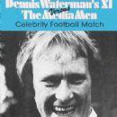 Dennis Waterman - Celebrity Football Match - 454 x 642