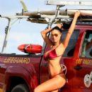 Charlie Riina in Red Bikini – 138 Water Photoshoot in Malibu - 454 x 734