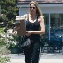 Paige Butcher out in Bel-Air