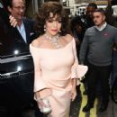 Joan Collins – Hello! Magazine x Dover Street Market Party in London - 454 x 680