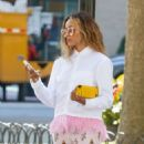 Kat Graham out for lunch in Beverly Hills - 454 x 871