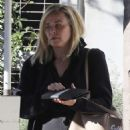 Chelsea Handler – Leaving Katsuya restaurant in LA - 454 x 586