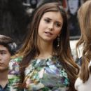 More Pictures of Nina Dobrev at THE GROVE (May 9)