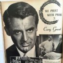 Cary Grant - Silver Screen Magazine Pictorial [United States] (November 1951)