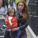 Una Healy and her daughter Aoife Belle