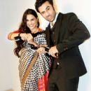 Vidya Balan, Ranbir Kapoor - Filmfare Magazine Pictorial [India] (3 March 2013) - 400 x 600