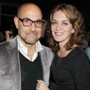 Stanley Tucci and Felicity Blunt - 300 x 400