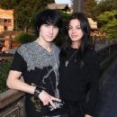 Mitchel Musso and Gina Mantegna - 353 x 500