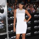 Ciara Harris - Los Angeles Special Screening Of 'G.I. Joe: The Rise Of The Cobra' At The Grauman's Chinese Theatre On August 6, 2009 In Hollywood, California