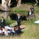 Julianne Hough – Marries Brooks Laich in an outdoor wedding in Cour d 'Alene - 454 x 303