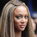 Tyra Banks - Vogue Italia Party In New York City, 12.08.2008.