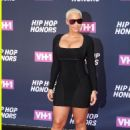 Amber Rose Attends the 2016 VH1 Hip Hop Honors: All Hail The Queens held at the David Geffen Hall in New York City - July 11, 2016 - 454 x 679