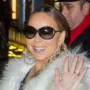 Mariah Carey – Seen Leaving Plaza Athenee Hotel In Paris