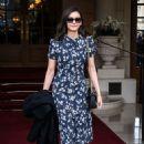Nina Dobrev – Out in Paris 03/03/2019