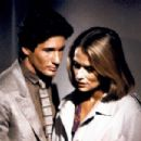 Richard Gere and Lauren Hutton