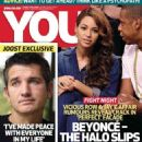 Beyoncé Knowles, Jay Z - You Magazine Cover [South Africa] (29 May 2014)