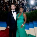 Pictures of Serena Williams and Alexis Ohanian - 454 x 584