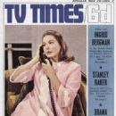 Ingrid Bergman - TV Times Magazine Cover [United Kingdom] (2 December 1966)