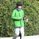 Ellen Page is seen leaving the gym after a workout in Los Angeles, California on January 13, 2015 - 454 x 568