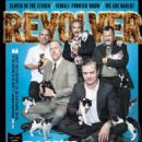 Mike Patton, Billy Gould, Roddy Bottum, Mike Bordin, Jon Hudson - Revolver Magazine Cover [United States] (May 2015)