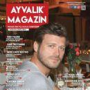 Kivanç Tatlitug - Ayvalik Magazin Magazine Cover [Turkey] (July 2016)
