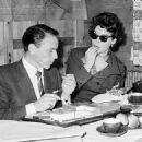 Frank Sinatra and Ava Gardner - 428 x 325