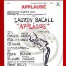 Applause (musical) Original 1970 Broadway Musical Starring Lauren Bacall - 454 x 665