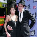 Amy Winehouse and Blake Fielder - 350 x 400