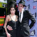 Amy Winehouse and Blake Fielder - 350 x 400