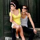 Amy Winehouse and Blake Fielder - 454 x 572